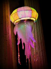 jelly fish lantern