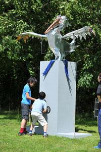 basingstoke bird automata